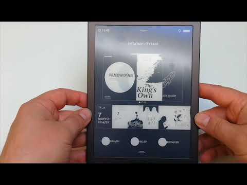 Recenzja czytnika ebooków PocketBook InkPad 3