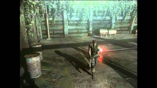 Resident Evil Remake Chris Hard Mode Speedrun on PC Dolphin Emulator Full Speed PART 14 FINAL