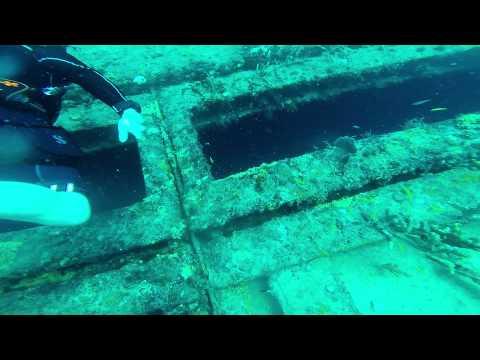 Eldon's Ship Wreck Dive Pompano Beach Florida