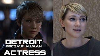 Detroit: Become Human Actress Talks playing Kara