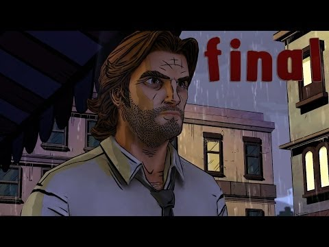 The Wolf Among Us - Episode 5: Cry Wolf - Walkthrough - Final Part 5 - Ending | Credits (PC) [HD]