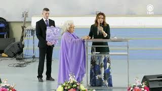 """Проповедь Виктории Никитиной-Шин в церкви """"Вера, действующая любовью"""""""