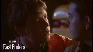 Tony and Simon kiss part 2 - EastEnders - BBC