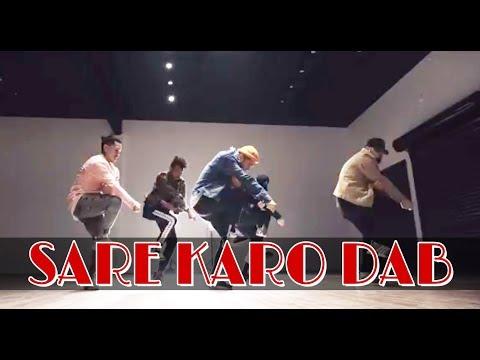 Sare Karo Dab   Zero To Infinity   Raftaar   Dance Cover   Brain Puspos