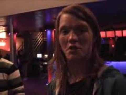 DNAPPS interviews Aaron Gillespie (The Almost) @ Club Diesel