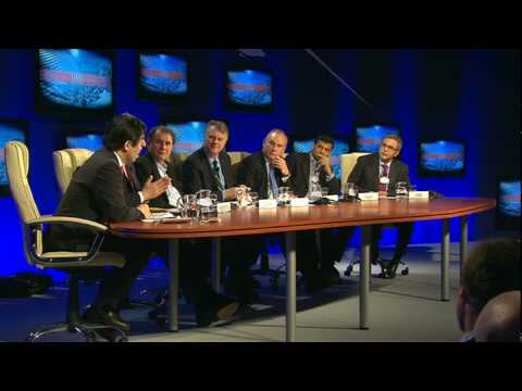 "Davos Annual Meeting 2010 - What Is the ""New Normal"" for Global Growth?"