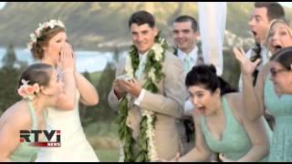 Обама извинился перед молодоженами, свадьбе которых помешал на Гавайях