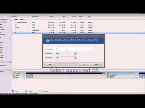 How to format partitions and disks with EaseUS Partition Master Free