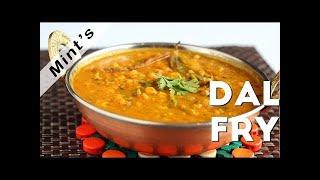 Dal Fry Recipe In Hindi - Restuarant Style Dal Recipe - Indian Recipes - Vegan Indian Recipe-Ep-119