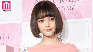 【モデルプレス】モデルで女優の玉城ティナが17日、都内にて開催された...