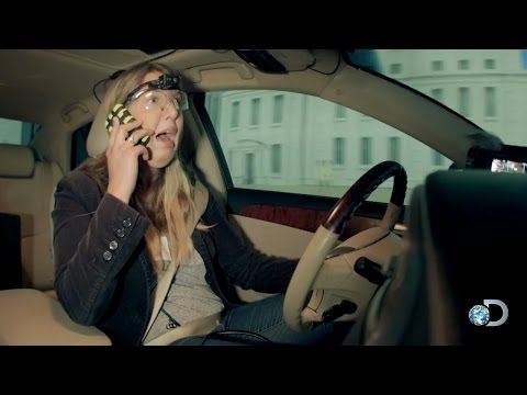 Do Hands-Free Devices Promote Safer Driving? | MythBusters