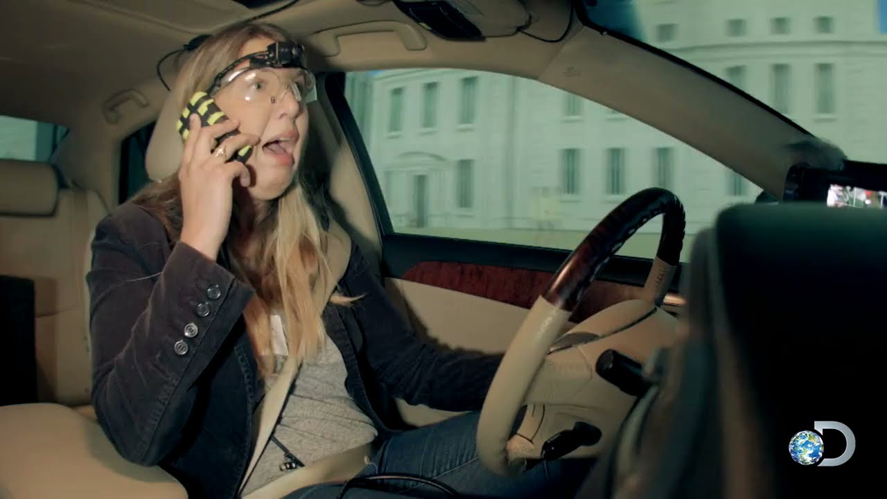 Do Hands Free Devices Promote Safer Driving Mythbusters