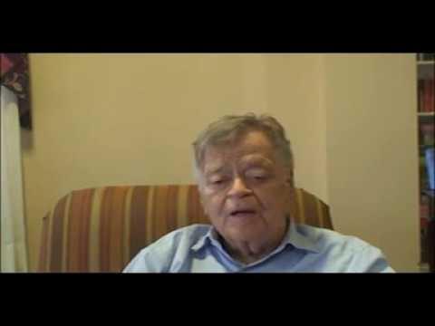 Interview with Francis H L Whitmarsh Jr., World War II Veteran. CCSU Veterans History Project