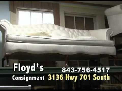 Floyds Consignment Shop - Loris SC - Myrtle Beach SC - TV