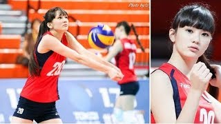 Top 10 Most Beautiful Volleyball Players in Asia