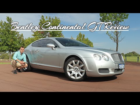 2004 Bentley Continental GT Review! Is a 15 Year Old Bentley Still any Good?