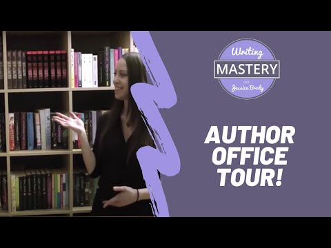 Jessica Brody Author Office Tour