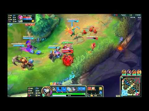 Another Group video LEAGUE OF LEGENDS