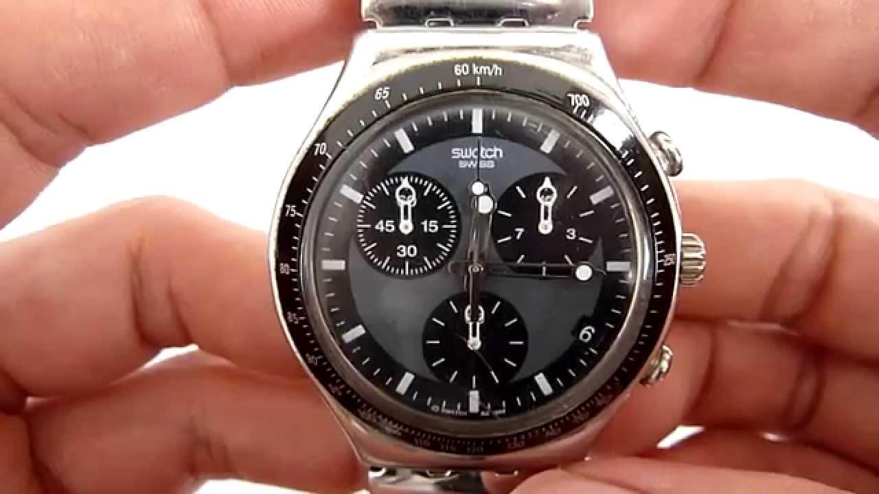 A la venta reloj swatch irony para caballero car tula - Relojes de pared ...