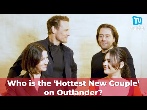The Outlander Cast On Season 5 & Hottest New Couple | TV Insider