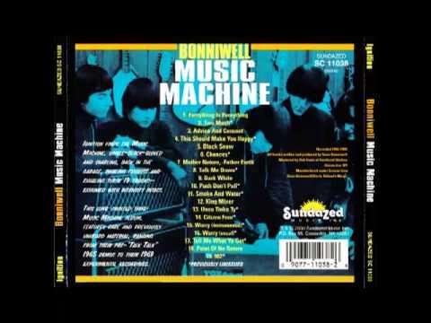 Bonniwell Music Machine - Black Snow (1968)