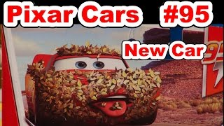 Pixar Cars New Car , Nature Drive Lightning McQueen with Sally and more McQueens