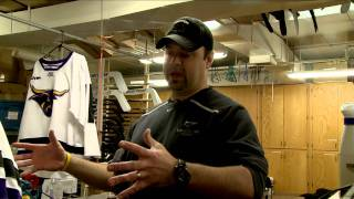 In The Equipment Room with Scott Rideout