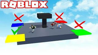 DO NOT CHOOSE THE WRONG COLOR ON ROBLOX!! (Ripull Minigames)