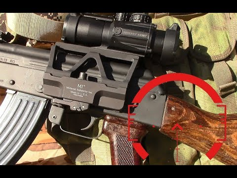 Primary Arms 3x Prism 7.62x39 / 300 Blkout Review by Brent0331