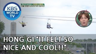 Ready for Adventure?! Let's zipline to the Niagara Falls!! XD [Battle Trip/2018.08.05]