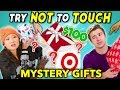 Try Not To Touch Challenge: Holiday Mystery Boxes