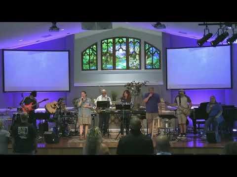 Emmanuel Church   Huntingtown   August 9th, 2020 The Habit Of Evangelism' 9am Service