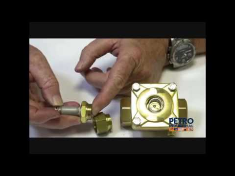 PETRO Industrial | Series S56 Petrochemical Normally Open Solenoid Valve