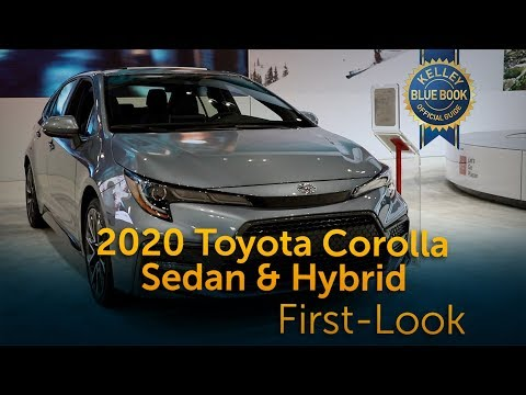 2020 Toyota Corolla - First Look