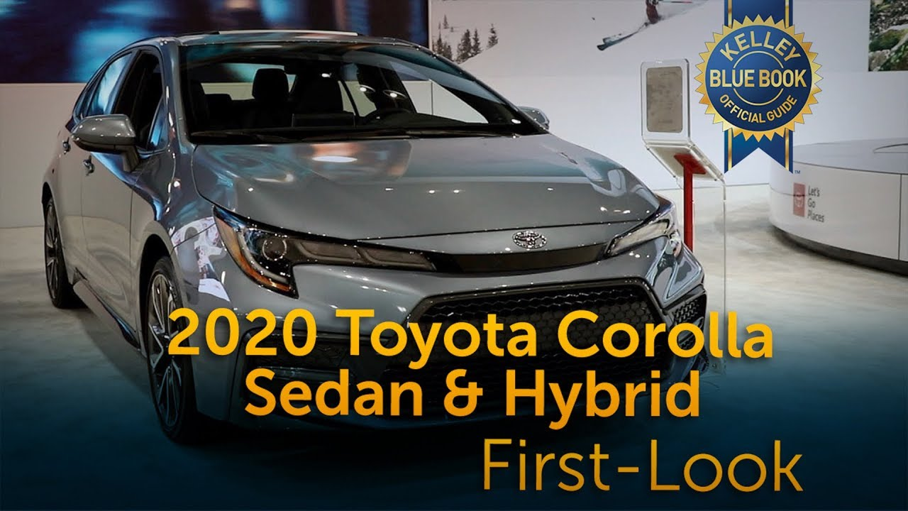 2020 Toyota Corolla First Look Youtube