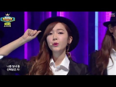 Girls' Generation - Mr.Mr, 소녀시대 - 미스터미스터, Show Champion 20140319