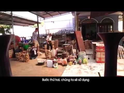 Living In Vietnam In A Day - Traditional Lacquerware