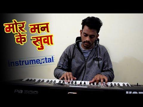 Mor Mann Ke Suva   मोर मन के सुवा   Cg Instrumental Song