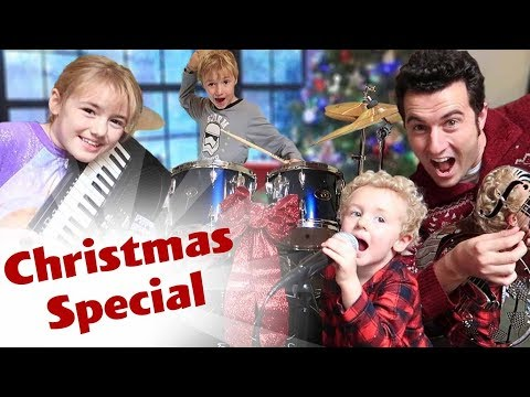 CHRISTMAS SPECIAL 2016 w/ The Ballinger Family!!!