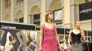 Вязаные платья крючком, Люба Сергеева