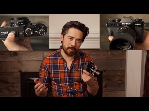 Fuji X-T20 & X100F Hands-On First Look