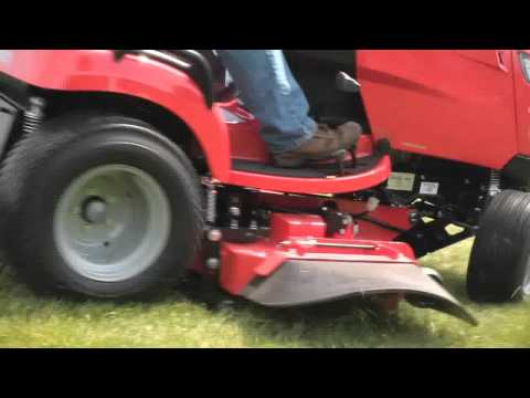 Simplicity® Tractor Feature: Automatic Traction