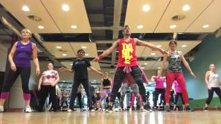 Thalia It's my Party Zumba Fitness choreography by Zumba Papi UK