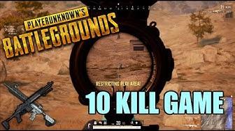 PUBG | SOLO KARAKIN | 10 Kill Game