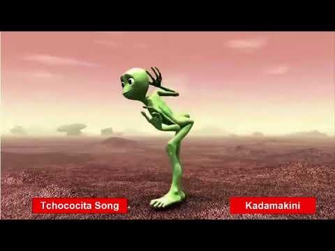 Kadamakini ➕ Dance Dame Tu Cosita🎵🔊🐸