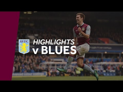 Birmingham City 1-1 Aston Villa | Highlights
