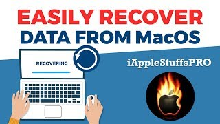 Recover deleted data from Mac hard drive using Stellar Phoenix Mac data recovery