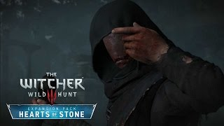 "The Witcher 3: Wild Hunt ""Hearts of Stone"" - Бой с Ключником!!!"