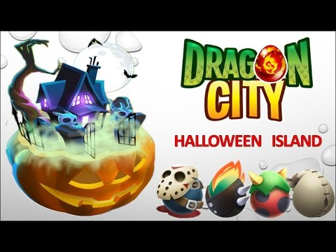 Cheat Dragon City All Island