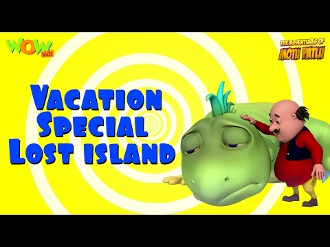 Motu Patlu Vacation Special - Lost Island...